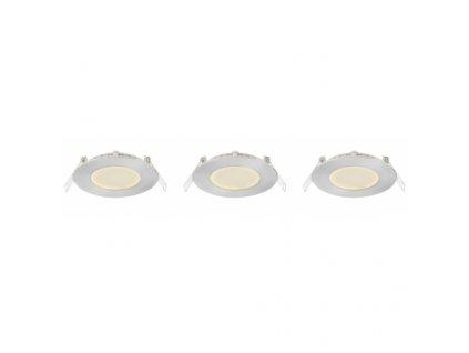 Zabudovatelné svítidlo Globo 12370N-3