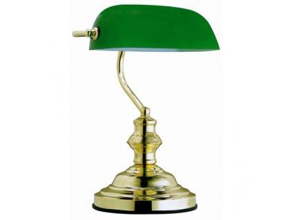 Stolní svítidlo na pracovní stůl ANTIQUE 2491