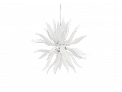 Dekorativní/ závěsné svítidlo Ideal Lux Leaves SP12 bianco 112268