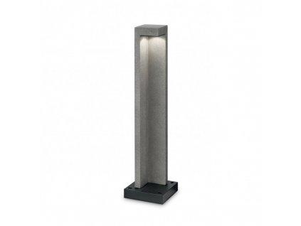 Ideal Lux LED Venkovní sloupek Titano PT1 big granito 187327 74cm IP55