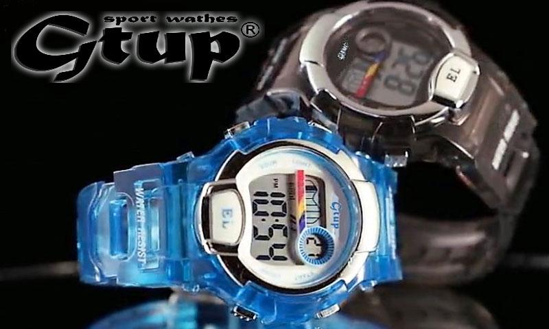 Dětské hodinky Gtup 1090