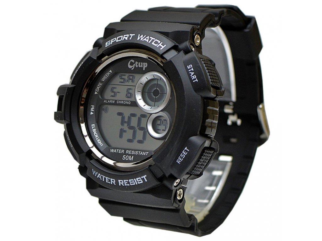 panske sportovni vodotesne hodinky 1070