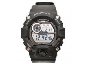 hodinky gtup 1040 černé
