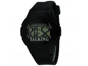 cesky mluvici hodinky pro slabozrake v akci levna cena