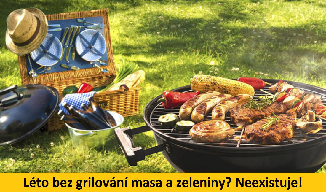 Grily a grilovací nářadí - Gumko.cz