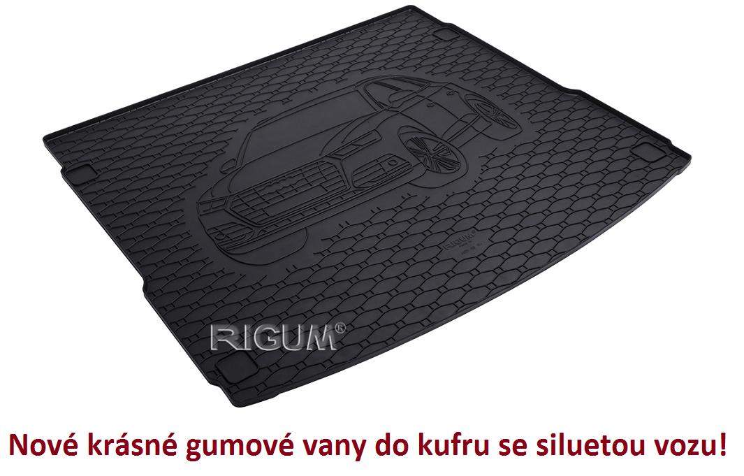 Gumové vany do kufru - Gumko.cz