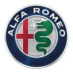 Gumové koberce Alfa Romeo zvýšený okraj