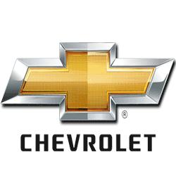 Gumové koberce zadní střední přes tunel Chevrolet