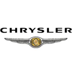 Gumové koberce Chrysler zvýšený okraj