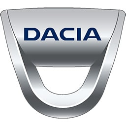 Gumové koberce Dacia Dokker
