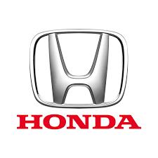 Gumové koberce zadní střední přes tunel Honda