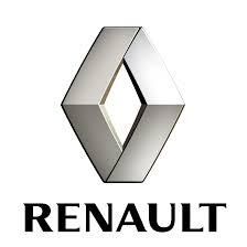 Gumové koberce Renault zvýšený okraj