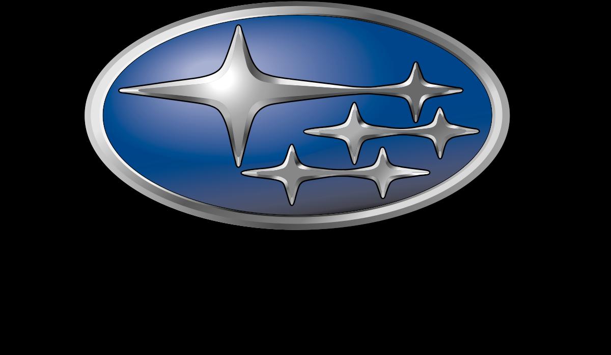 Gumové koberce Subaru zvýšený okraj