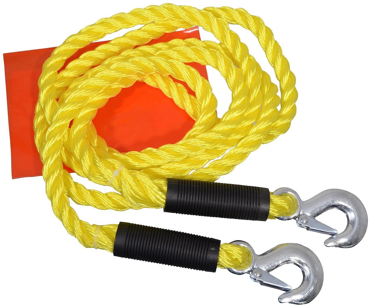 Tažná lana a tažné tyče