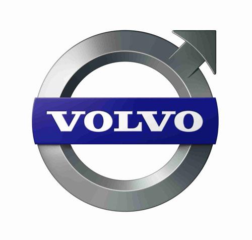 Gumové koberce Volvo zvýšený okraj