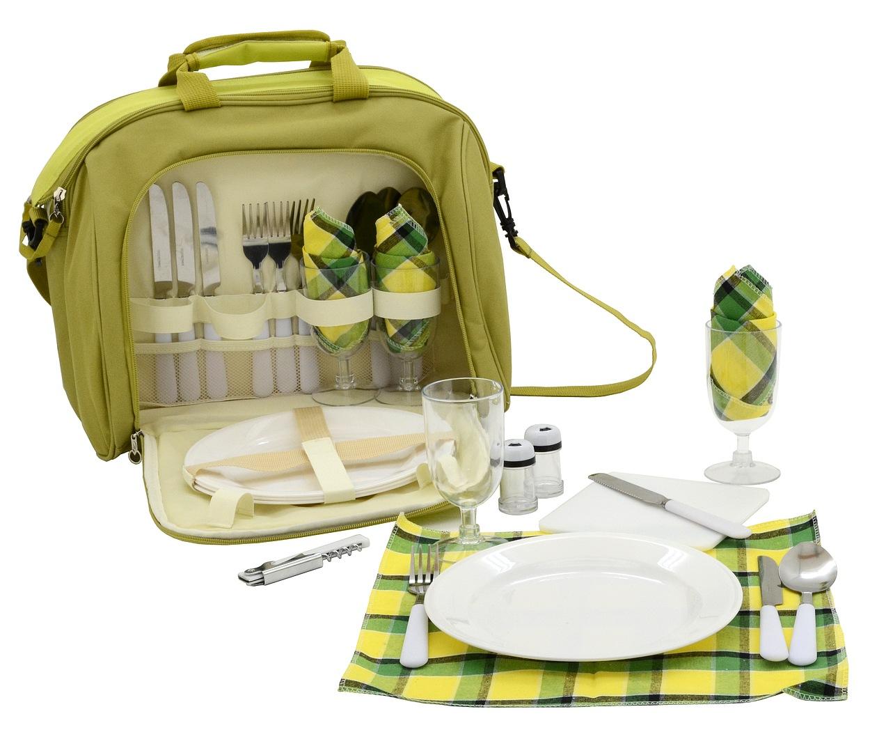 Výbava pro piknik