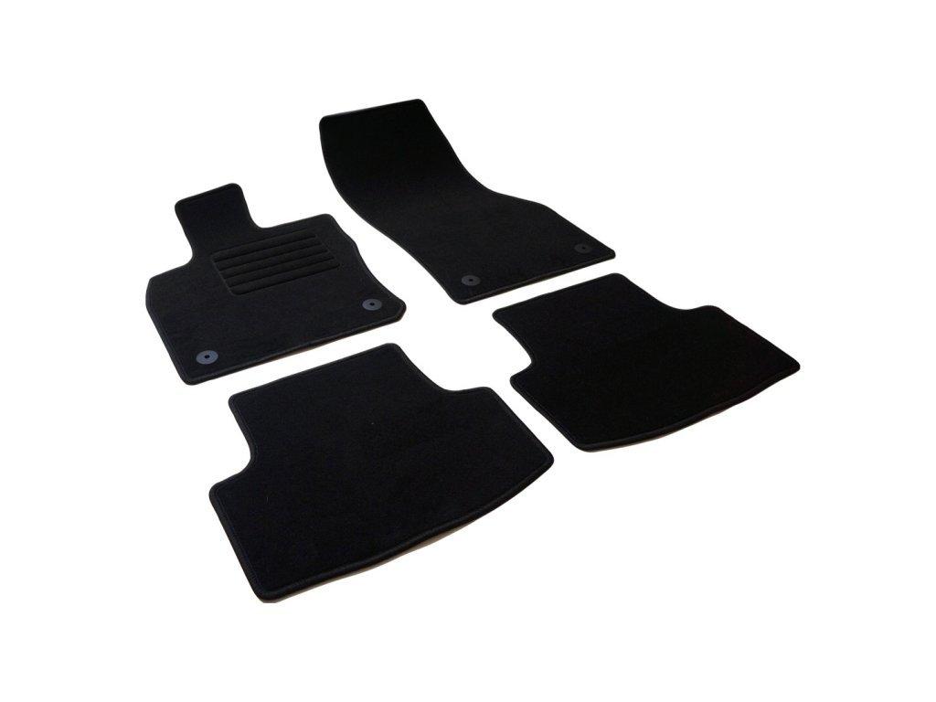 Textilní koberce Ford Mondeo 2013-2014