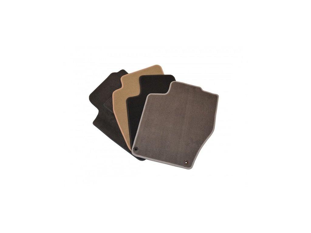 Textilní koberce Citroen C1 2014-