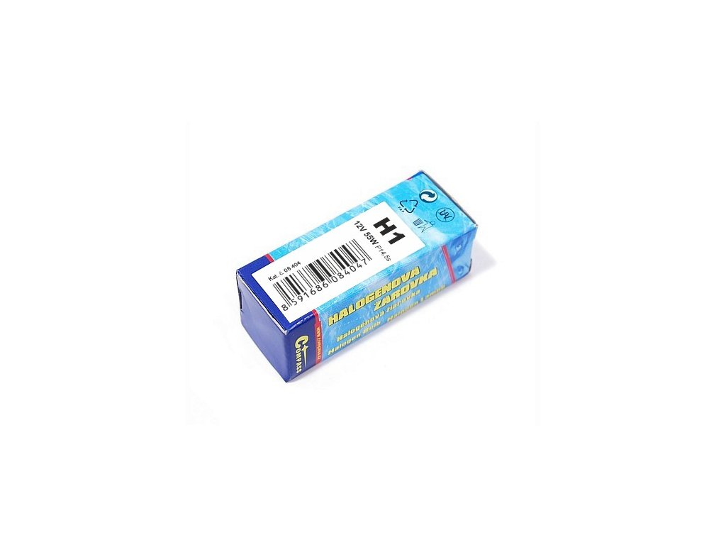 Žárovka 12V H1 55W P14,5s box