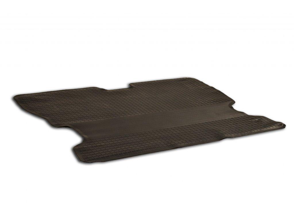 Gumový koberec do kufru Škoda FAVORIT
