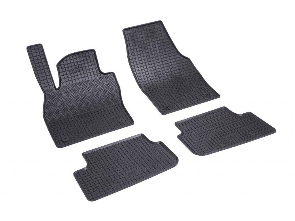 Gumové koberce Seat ARONA 2017-