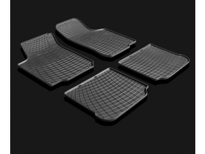 Gumové koberce Seat TOLEDO (1999-2004)