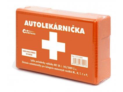 Lékárnička I. plastová SK