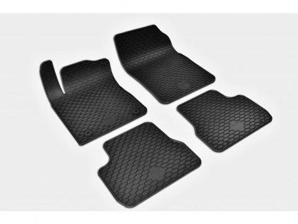 Gumové autokoberce Citroen C3 (2017-)