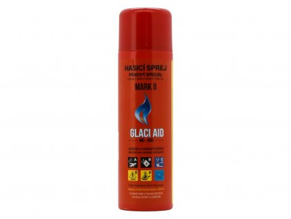 Hasicí spray 400ml GLADI AID (MG-400) LI-ION