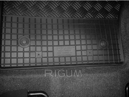 Gumové koberce Ford TRANSIT CONNECT 5m 2014-