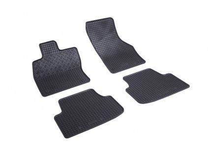 Gumové koberce Seat LEON 2020-