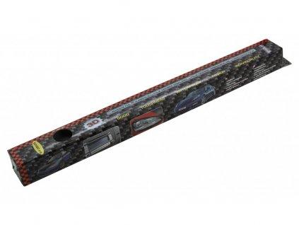 3D Folie samolepící CARBON 50x60cm