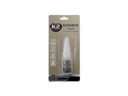 K2 BONDIX PLUS 10g - sekundové lepidlo