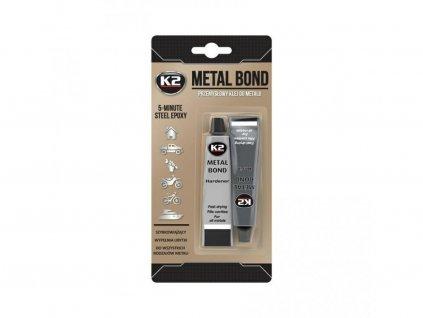 K2 METAL BOND 56,7g - dvousložkové lepidlo na kovy
