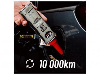 K2 DIESEL GO 250ml - aditivum do paliva