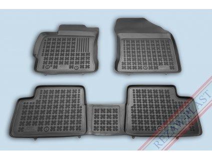 4800 gumove koberce toyota auris ii 2012 se zvysenym okrajem