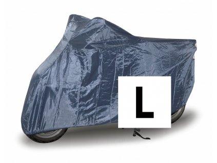 Ochranná plachta na motocykl L 229x100x125cm NYLON