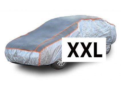 Ochranná plachta proti kroupám XXL 570×203×119cm