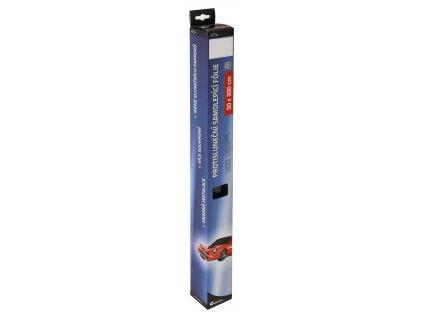 Folie protisluneční 50x300cm  medium black 25%