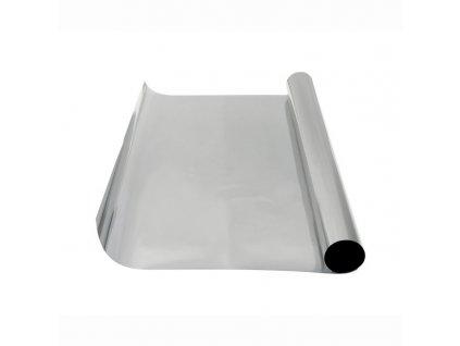 Folie protisluneční 50x300cm silver