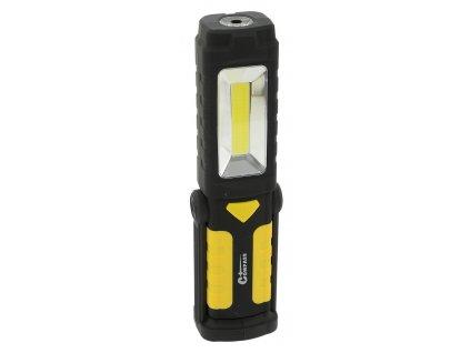Svítilna montážní LED 80/280lm 3xAA