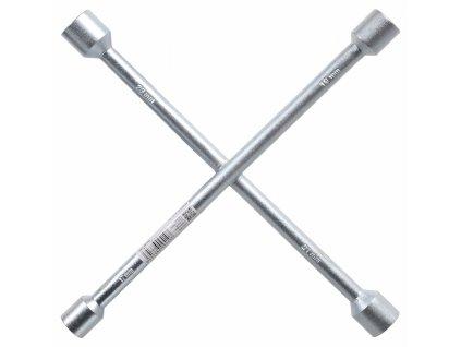 Klíč na kola křížový 17-19-21-23