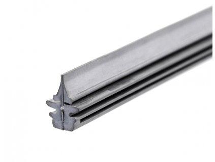 Guma stěrače 710 mm GRAFITOVÁ