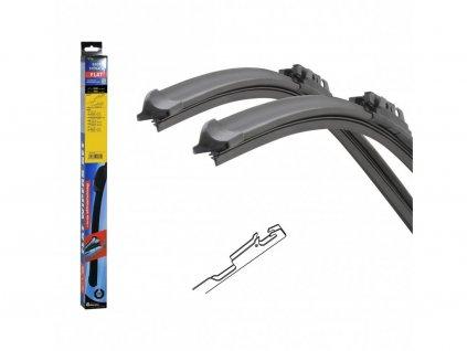 Stěrače FLAT SET (BONE) 550+550mm