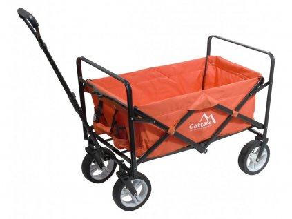 Kempingový vozík skládací TROGIR