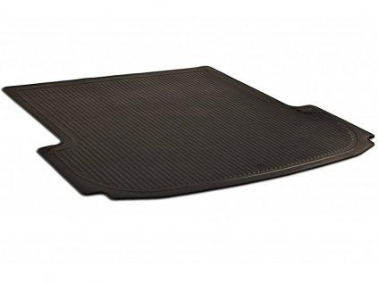 Gumový koberec do kufru Škoda OCTAVIA II