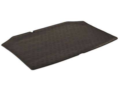 Gumový koberec do kufru Škoda FABIA II