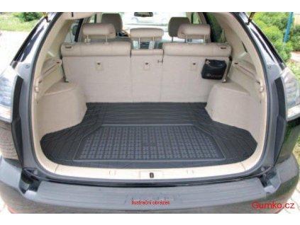 Gumový koberec do kufru Alfa Romeo 147