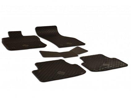 Gumové autokoberce Seat LEON (2012-) - 5 dílů