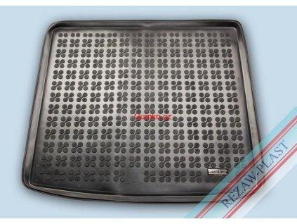 Gumová vana do kufru VW TOURAN III 2015- dolní dno